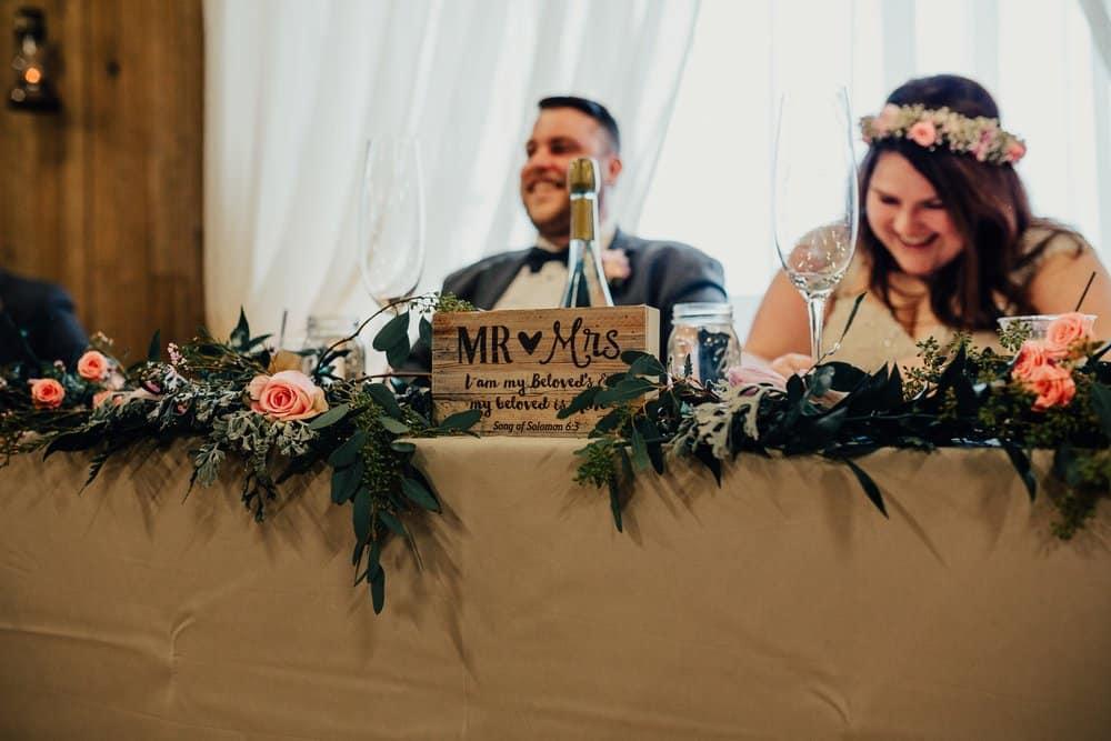 SNOWY OHIO BARN WEDDING | JOSH + HANNAH 55