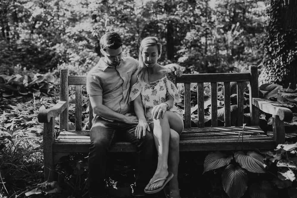 OHIO GREENHOUSE SESSION | SHAWN + ALEXA 21