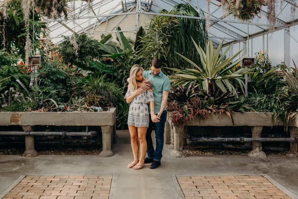 OHIO GREENHOUSE SESSION | SHAWN + ALEXA 8