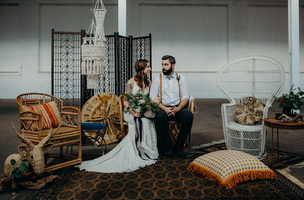 CLEVELAND OHIO BOHEMIAN COLLECTION | STYLED SHOOT