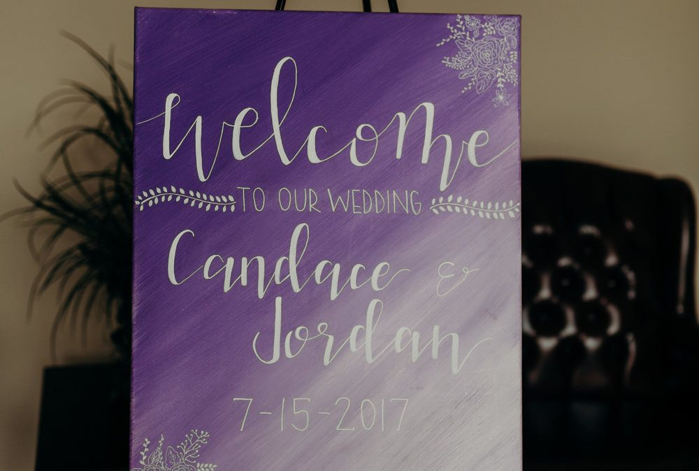 INTIMATE CRESTON, OHIO WEDDING | JORDAN + CANDACE