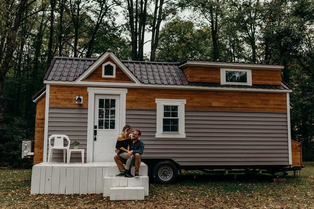 OHIO TINY HOME SESSION | DYLAN + AMY 26
