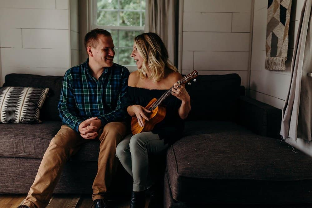 OHIO TINY HOME SESSION | DYLAN + AMY 20