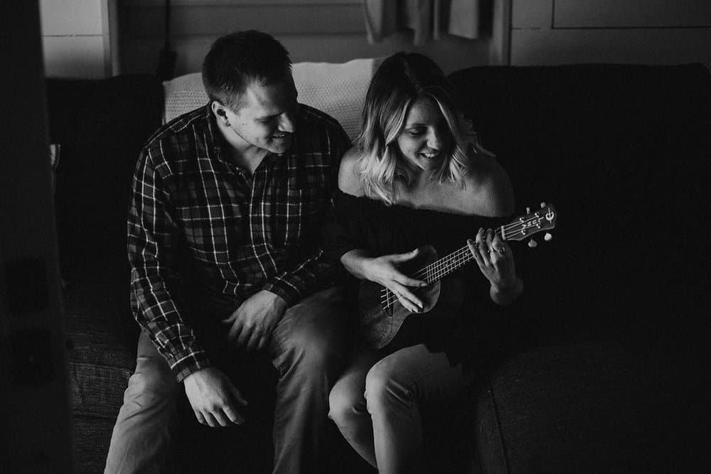 OHIO TINY HOME SESSION | DYLAN + AMY 21