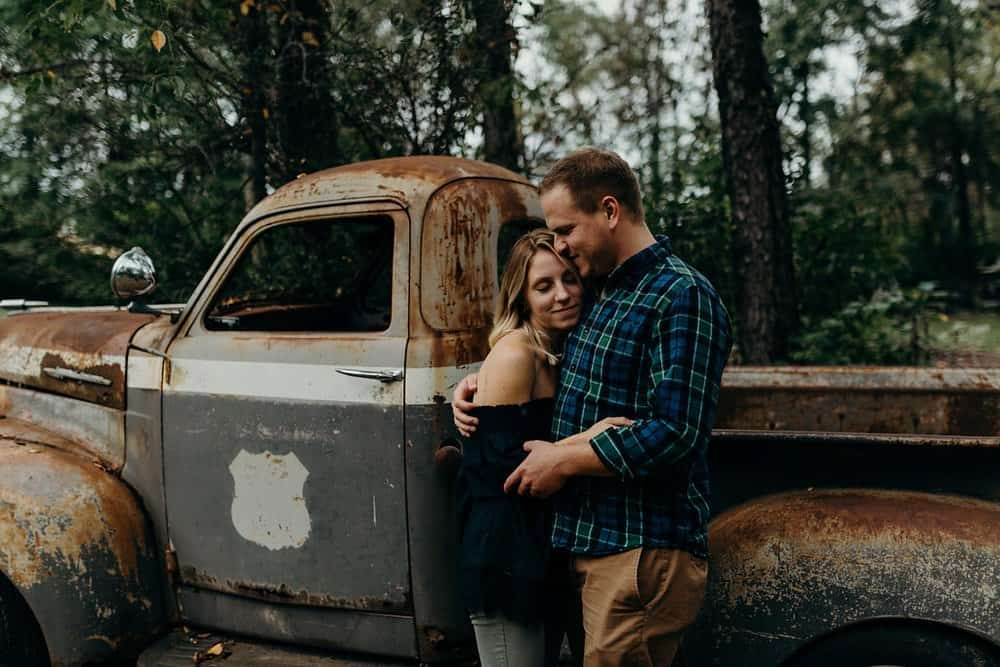 OHIO TINY HOME SESSION | DYLAN + AMY 33