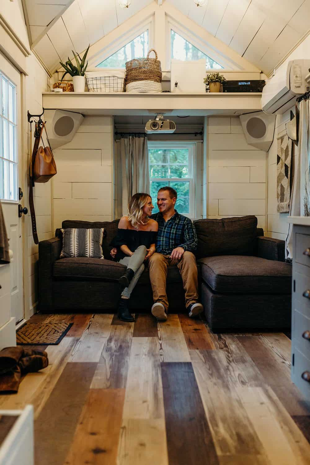 OHIO TINY HOME SESSION | DYLAN + AMY 6