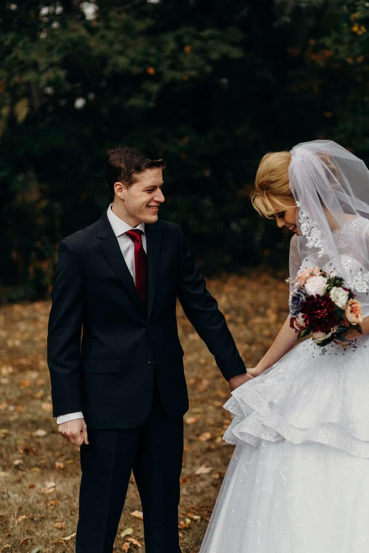 INTIMATE FALL WEDDING | GARRETT + NICOLE 2