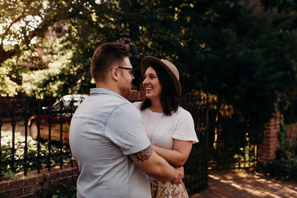 COLUMBUS OHIO ENGAGEMENT SESSION | MATT + TESS 62