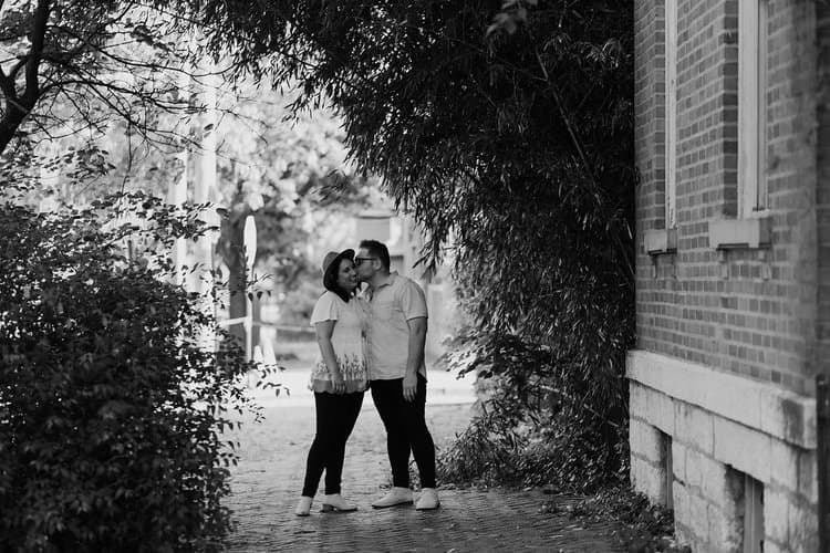 COLUMBUS OHIO ENGAGEMENT SESSION | MATT + TESS 71