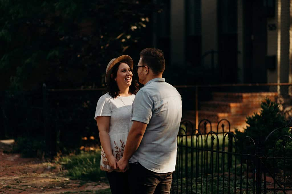 COLUMBUS OHIO ENGAGEMENT SESSION | MATT + TESS 66