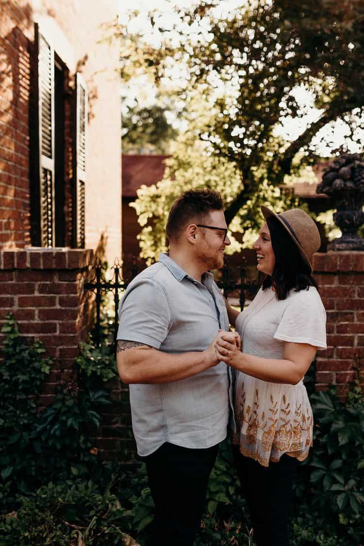 COLUMBUS OHIO ENGAGEMENT SESSION | MATT + TESS 90