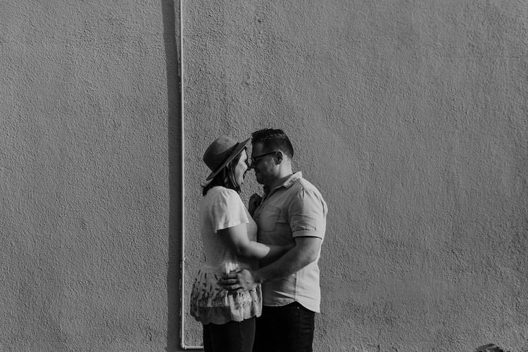 COLUMBUS OHIO ENGAGEMENT SESSION | MATT + TESS 85