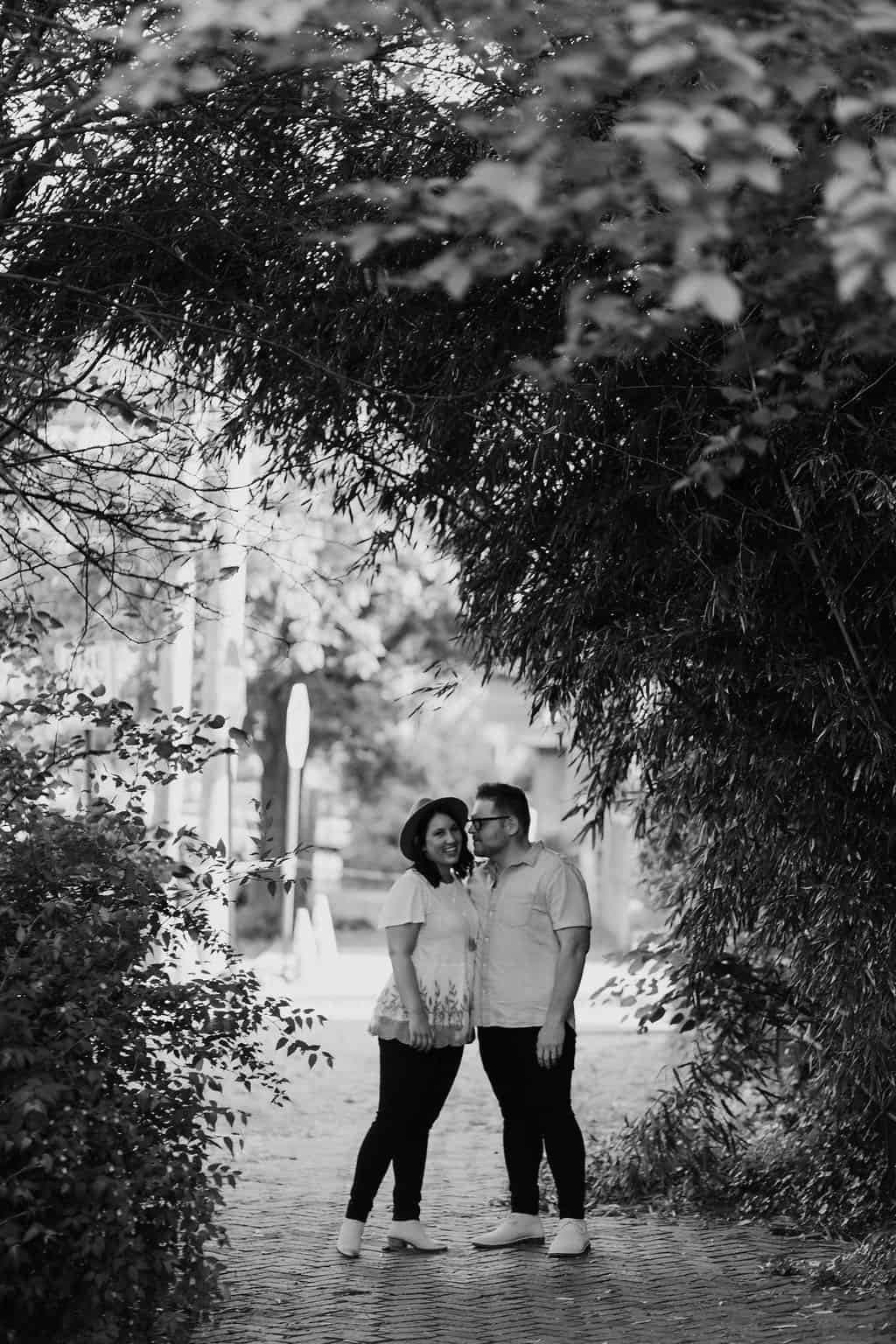 COLUMBUS OHIO ENGAGEMENT SESSION | MATT + TESS 49