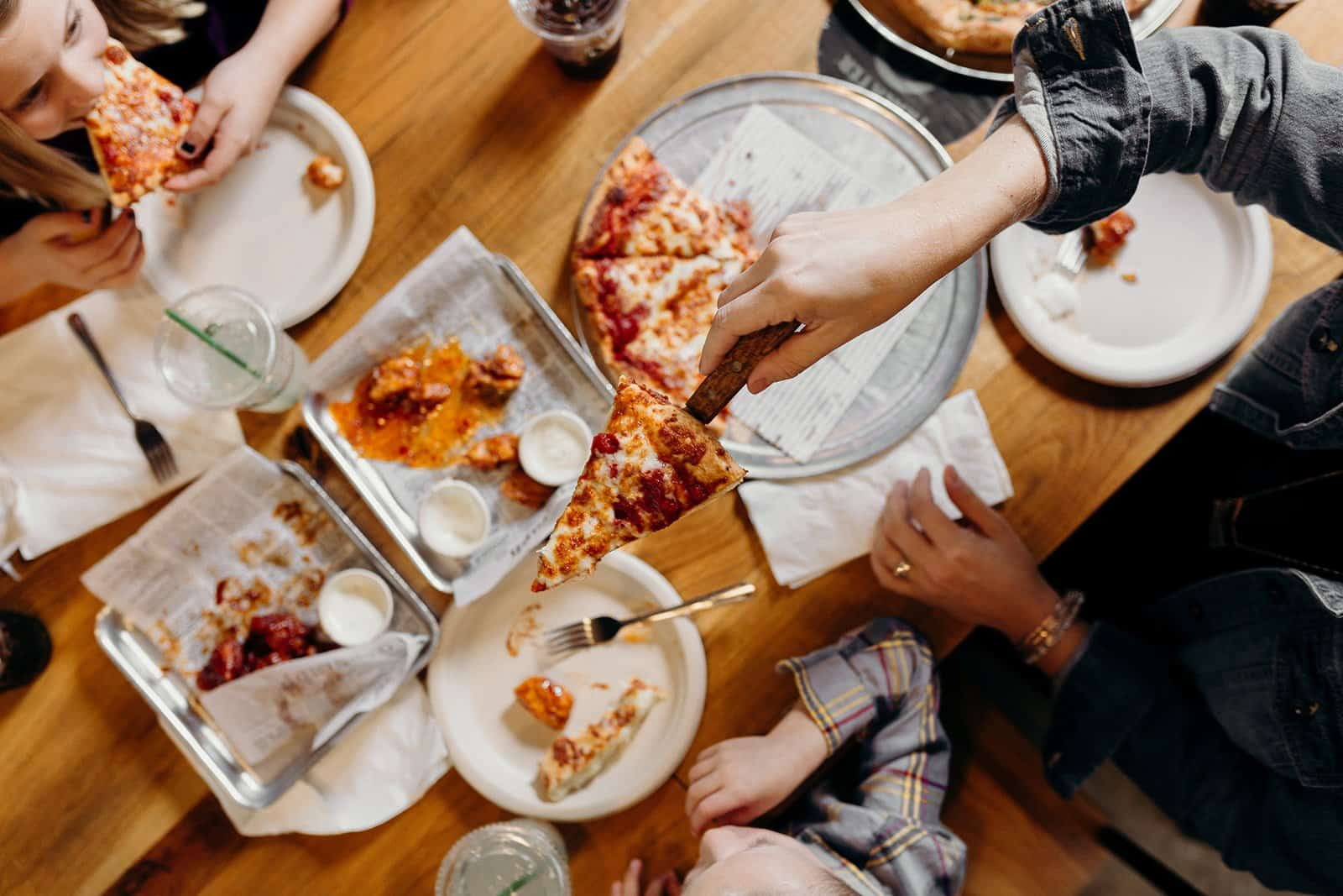 Park Street Pizza / Commercial Shoot 328