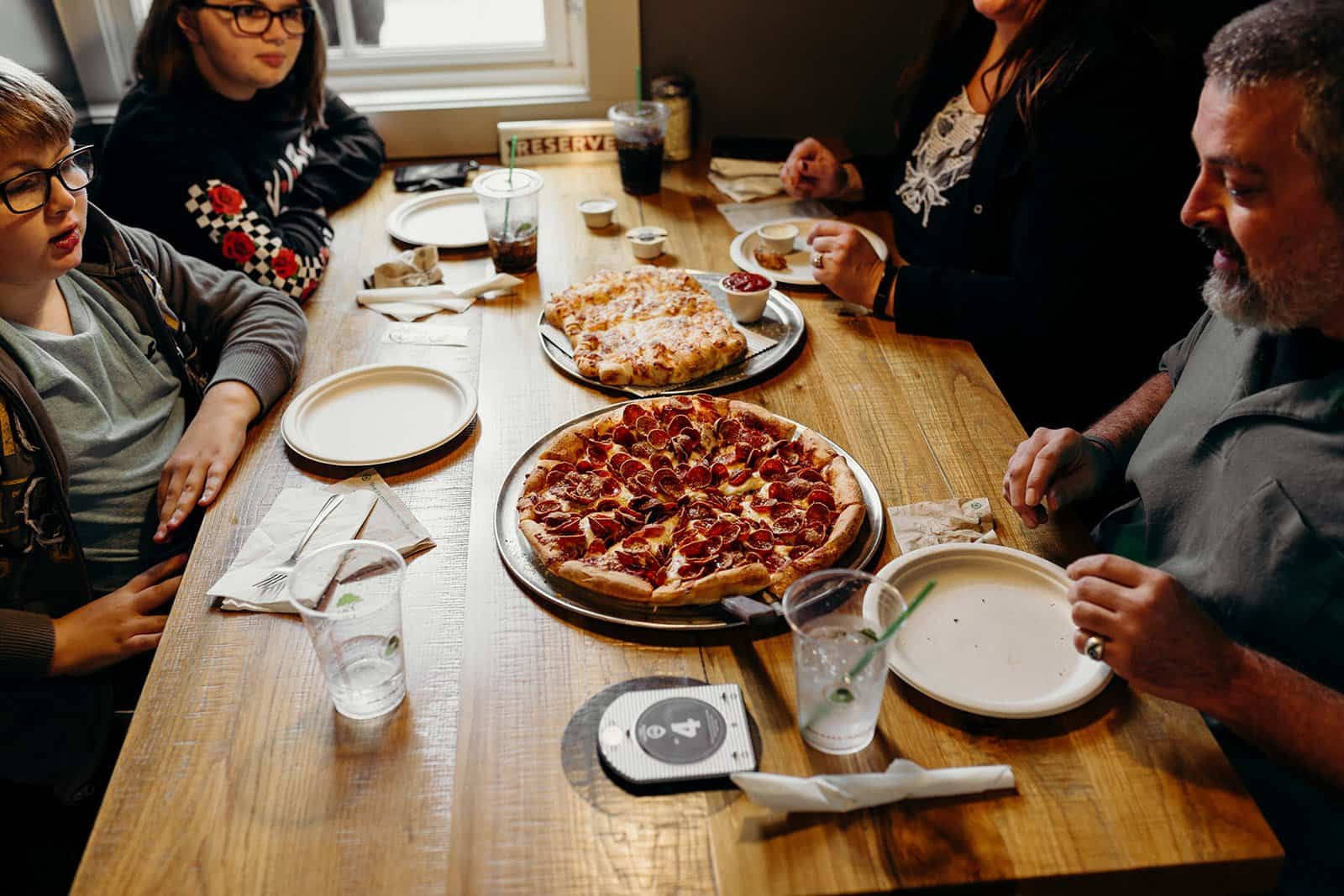 Park Street Pizza / Commercial Shoot 330