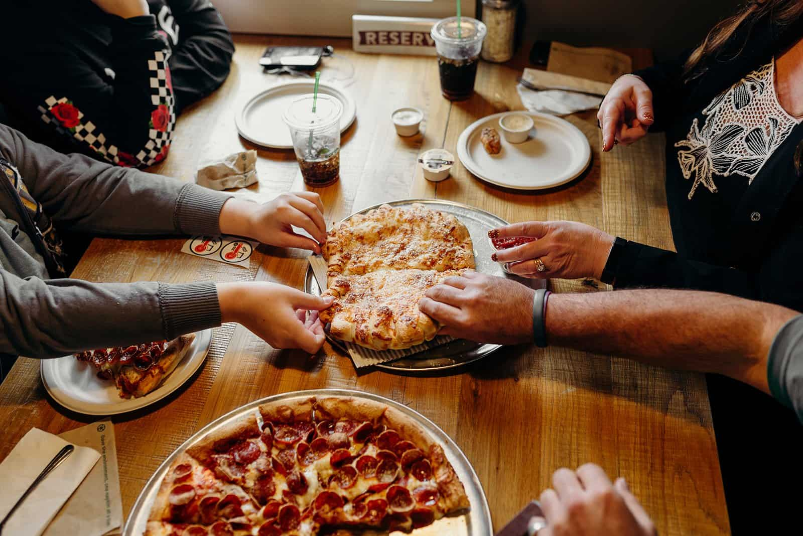 Park Street Pizza / Commercial Shoot 332