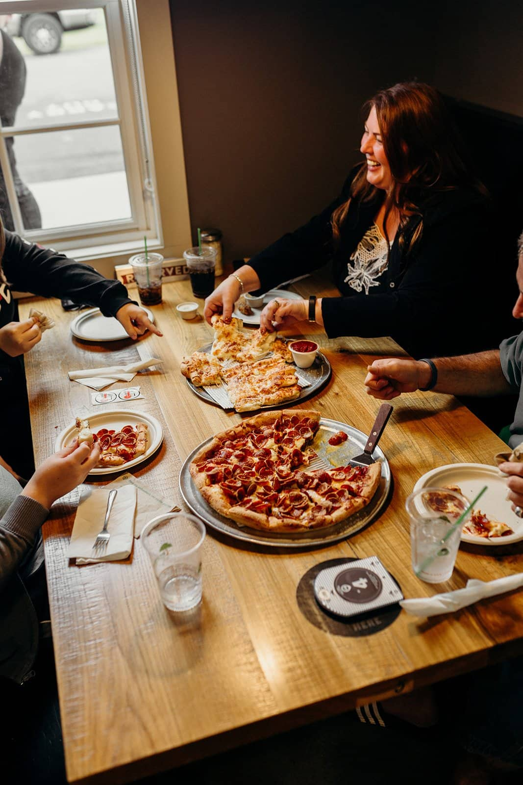 Park Street Pizza / Commercial Shoot 334