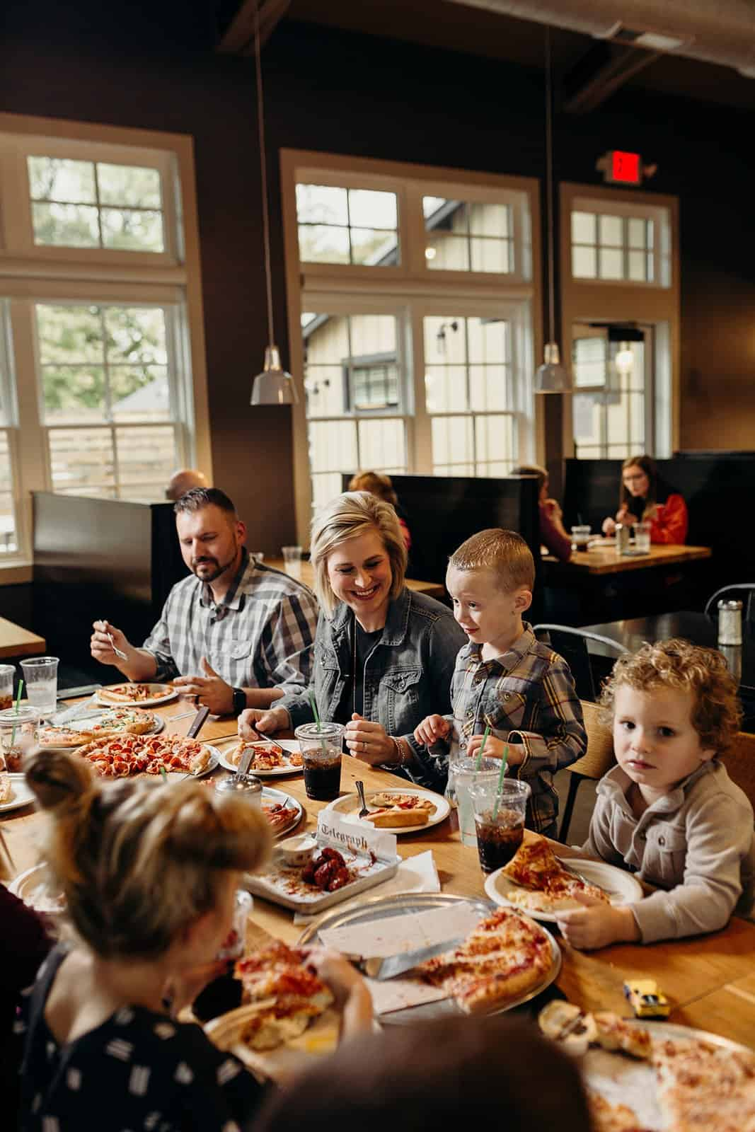 Park Street Pizza / Commercial Shoot 336