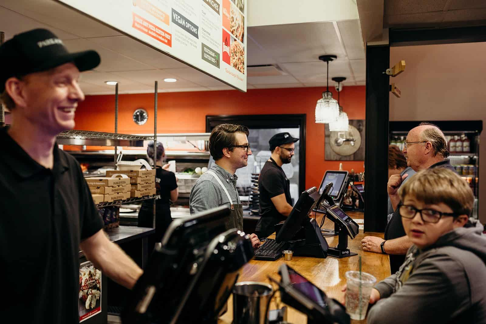 Park Street Pizza / Commercial Shoot 343
