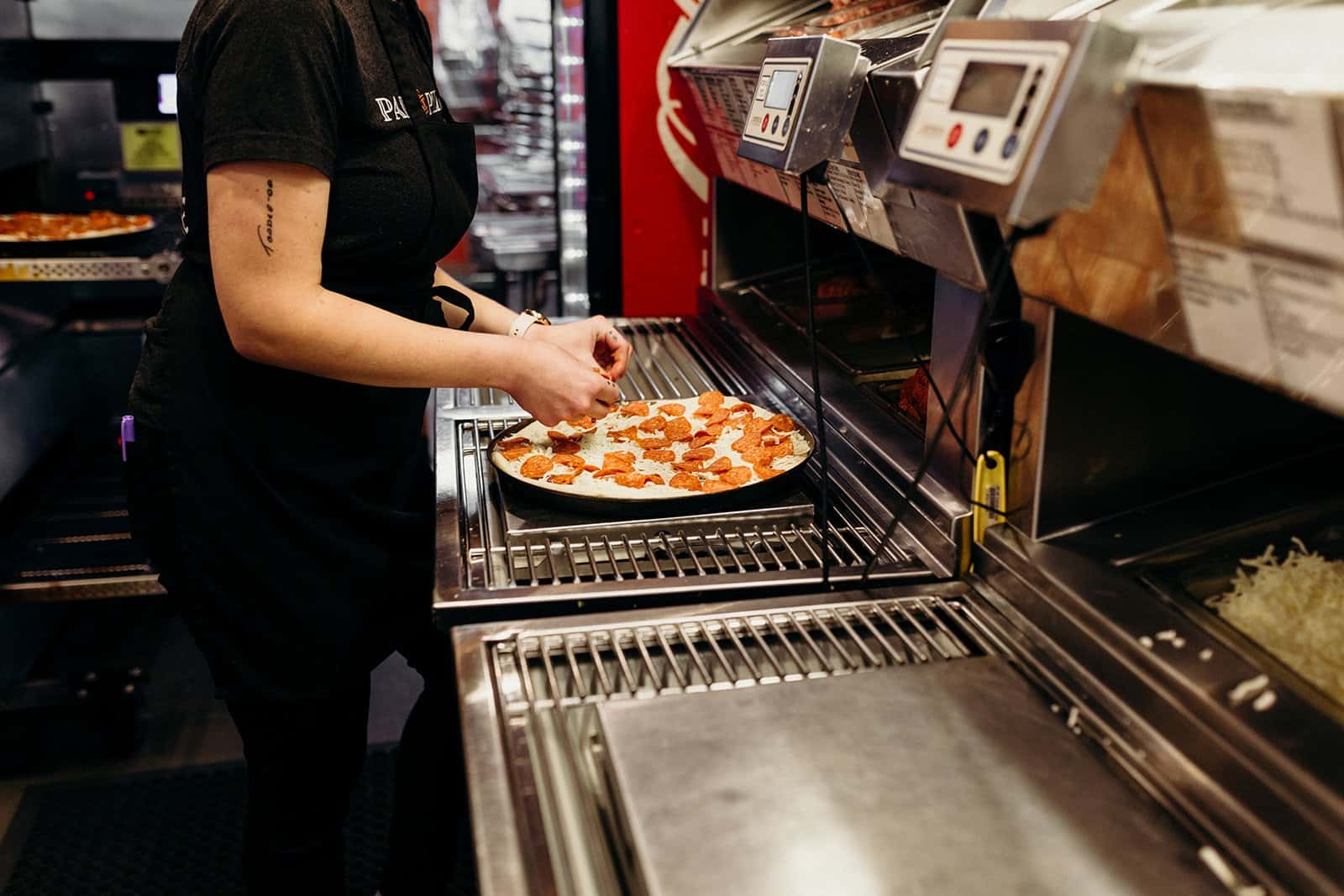 Park Street Pizza / Commercial Shoot 302
