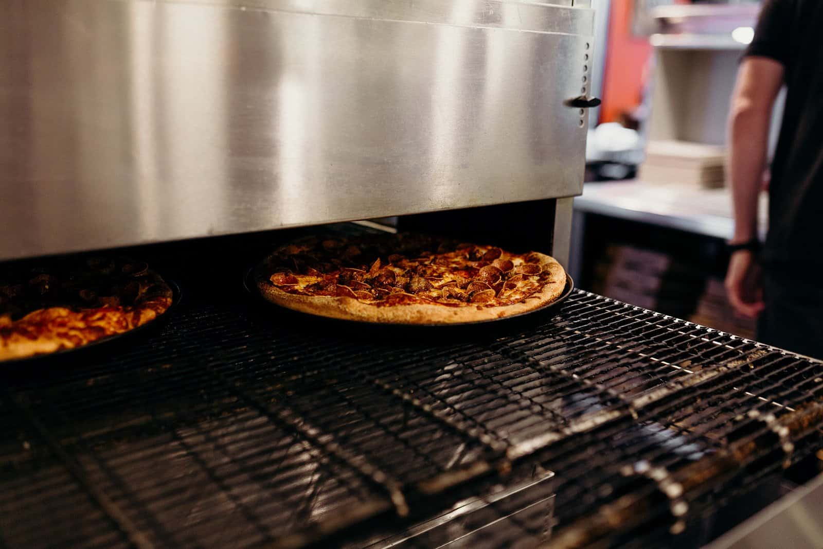 Park Street Pizza / Commercial Shoot 309