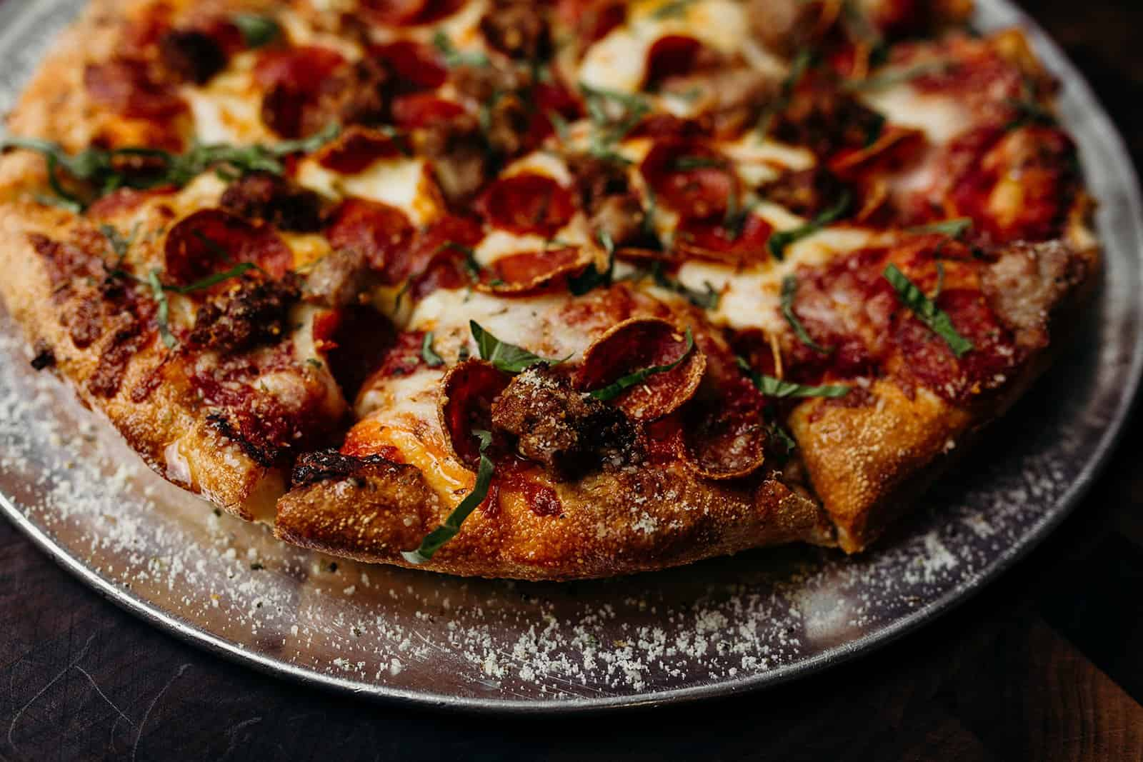 Park Street Pizza / Commercial Shoot 467