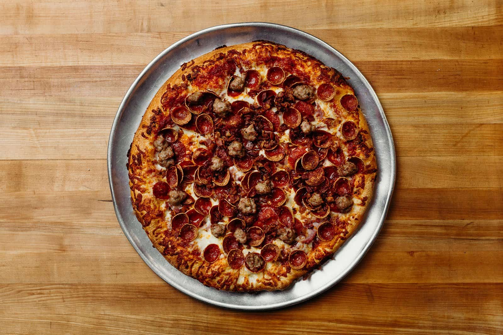 Park Street Pizza / Commercial Shoot 411