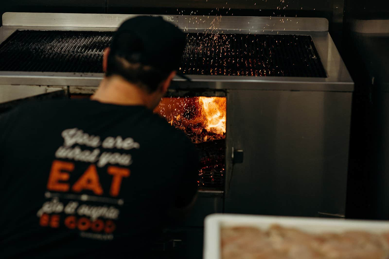Park Street Pizza / Commercial Shoot 499