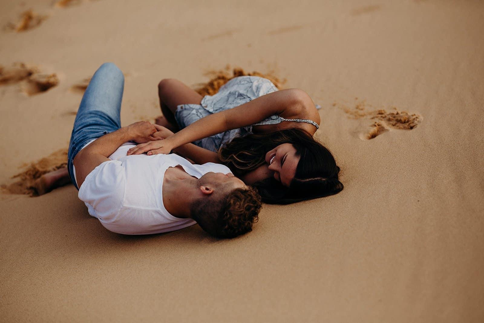 Ohio Sand Dunes Engagement   Addison + Morgan 138