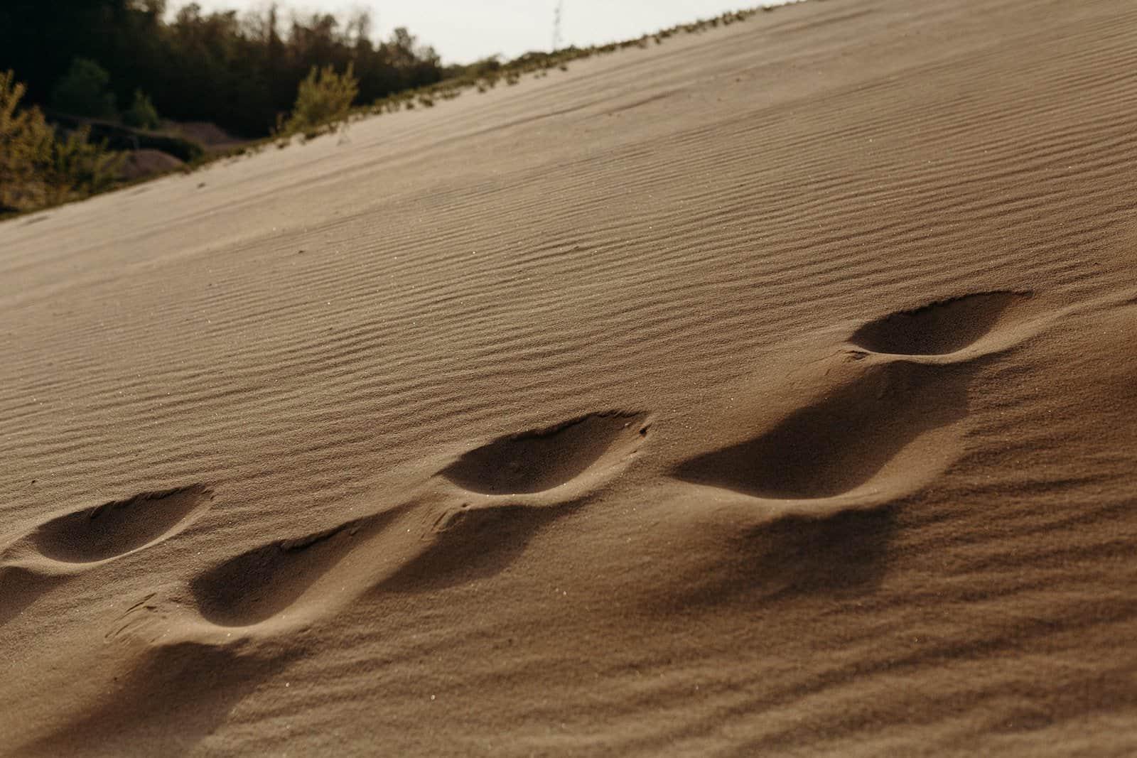 Ohio Sand Dunes Engagement   Addison + Morgan 84