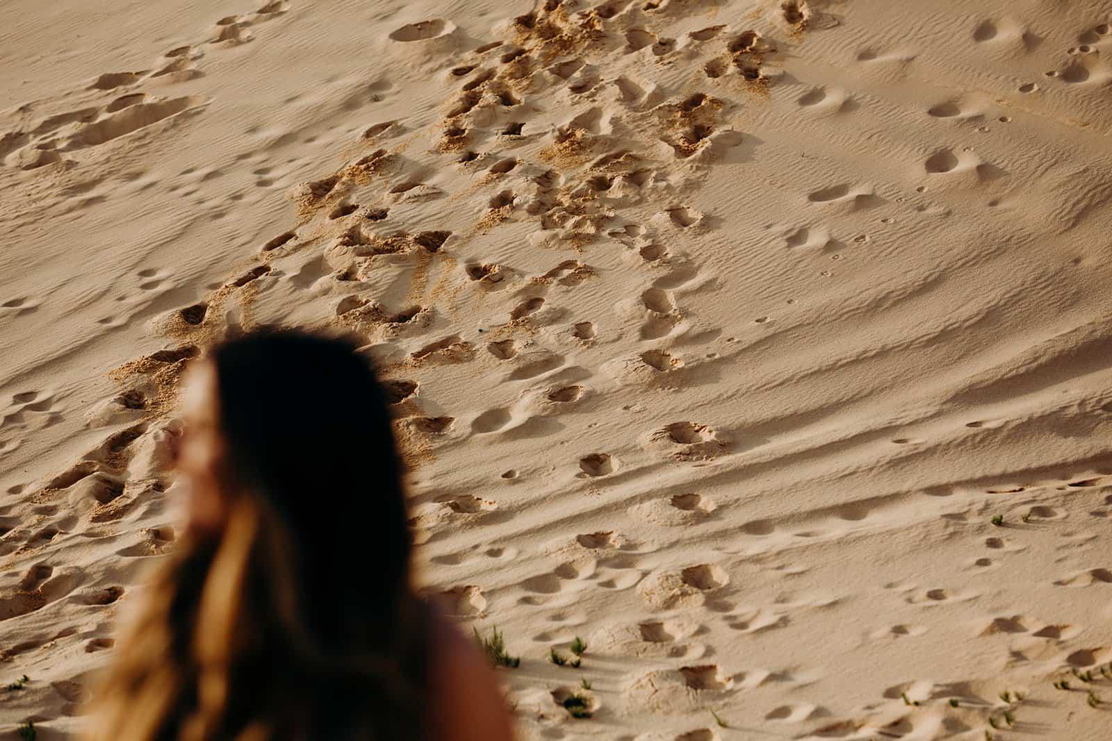 Ohio Sand Dunes Engagement   Addison + Morgan 89