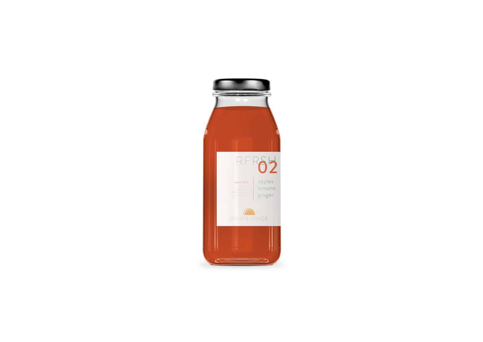 Diaita Cold Pressed Juice 25