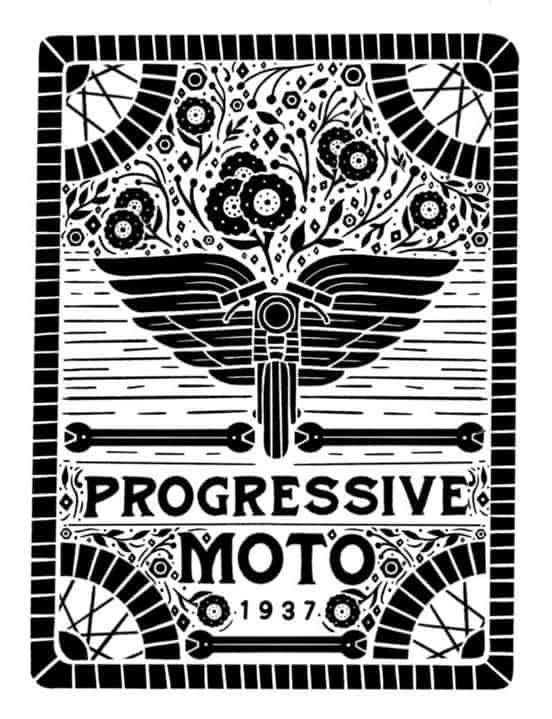Progressive Moto 4