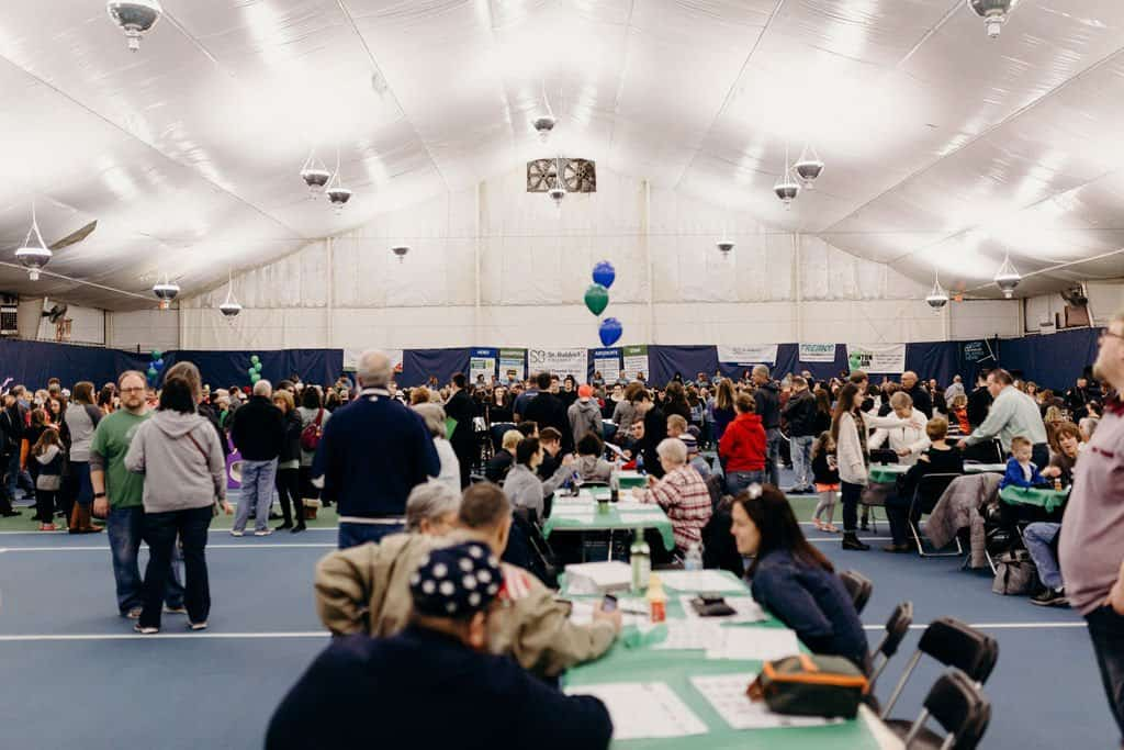 St. Baldricks | I bet you wouldn't shave your head 112