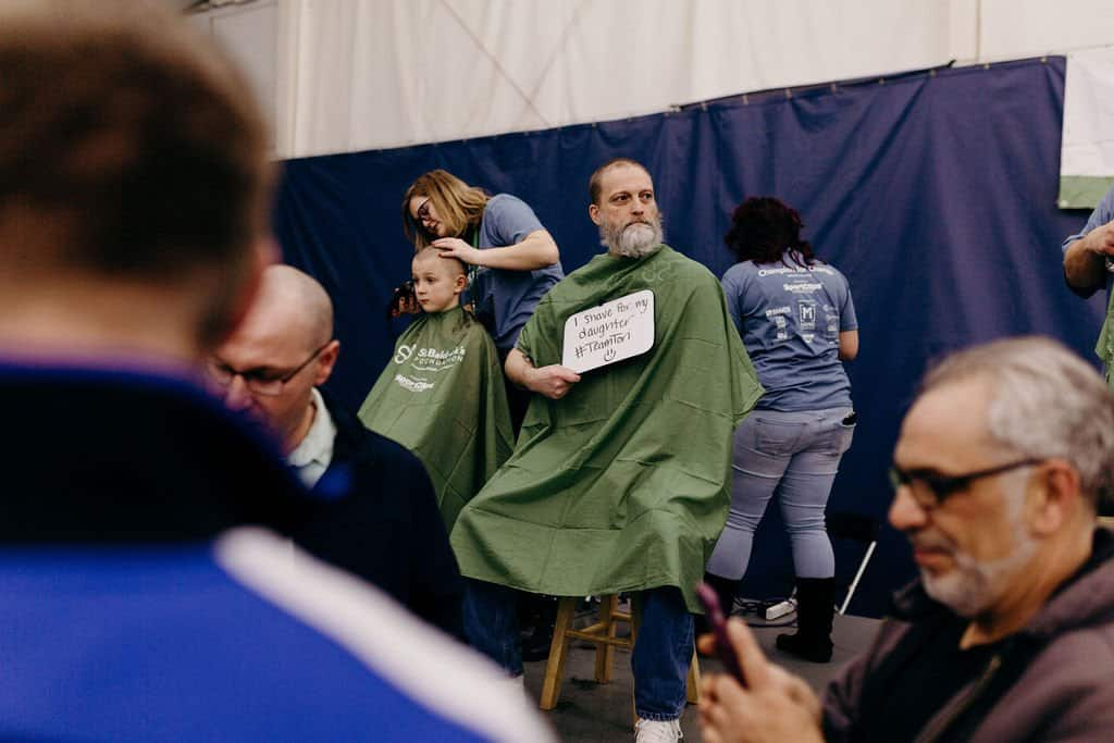 St. Baldricks | I bet you wouldn't shave your head 196