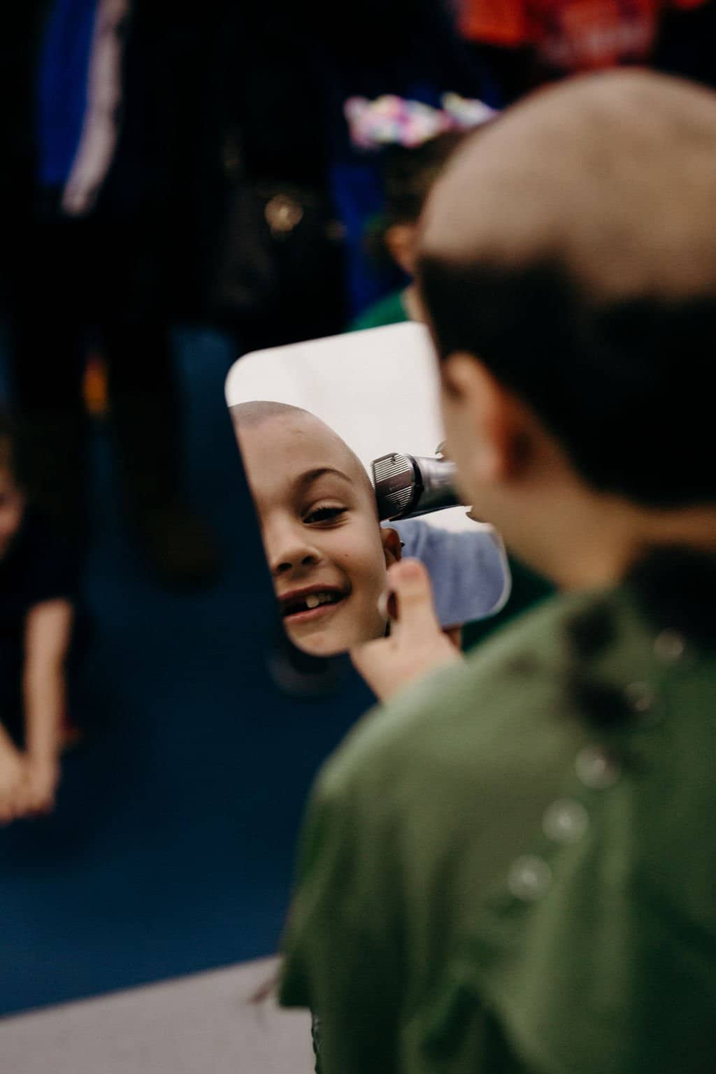 St. Baldricks | I bet you wouldn't shave your head 127