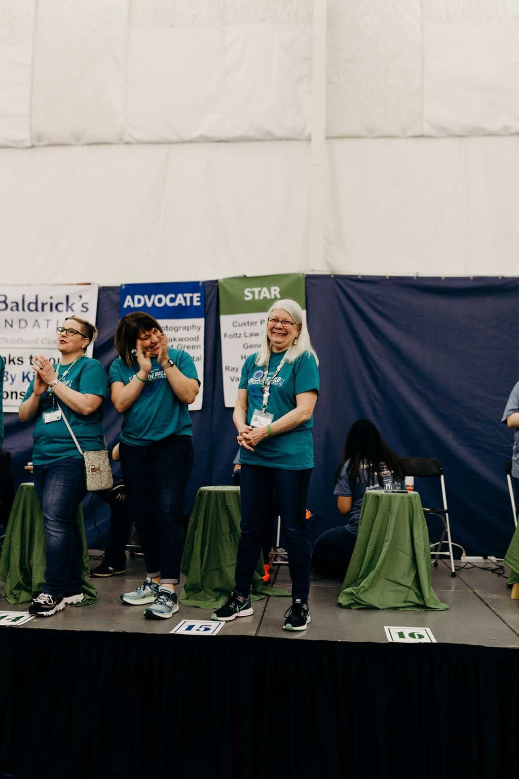 St. Baldricks | I bet you wouldn't shave your head 83