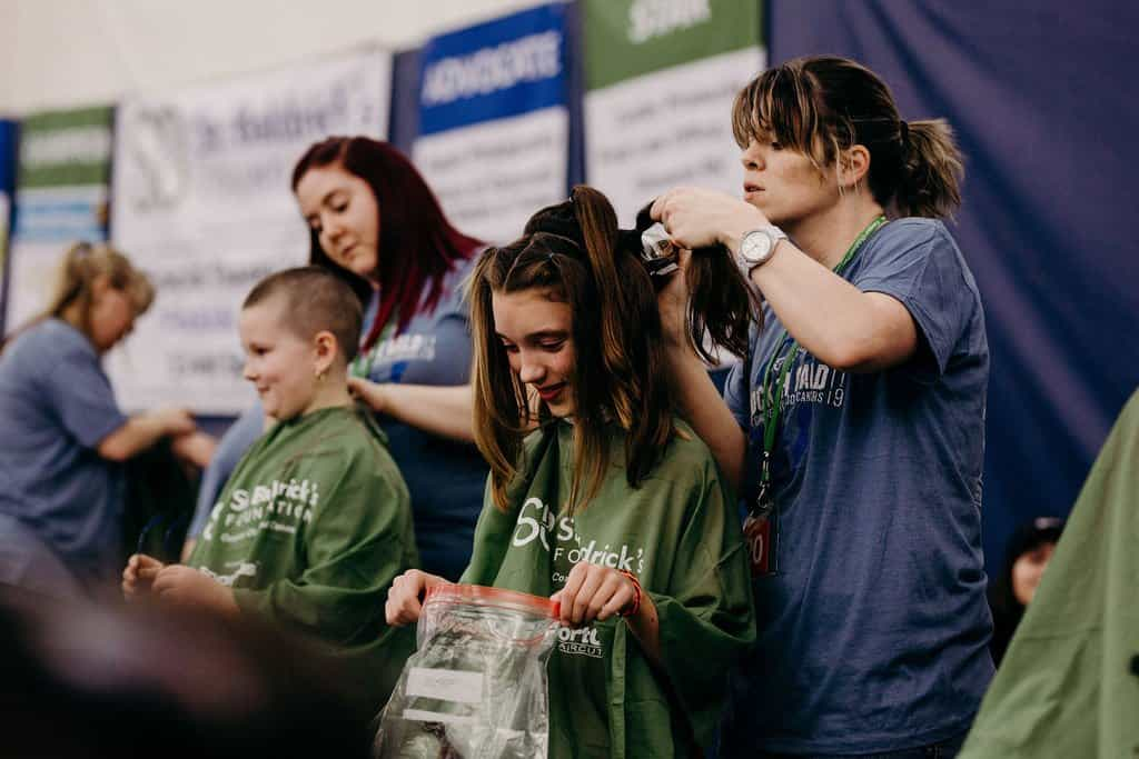 St. Baldricks | I bet you wouldn't shave your head 208