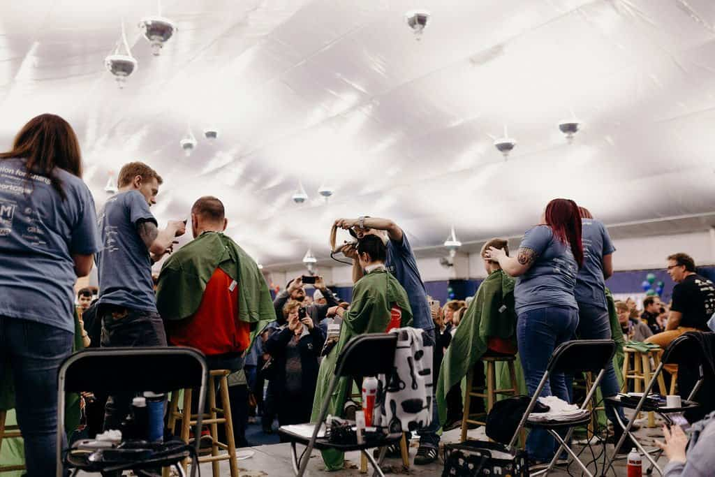 St. Baldricks | I bet you wouldn't shave your head 129