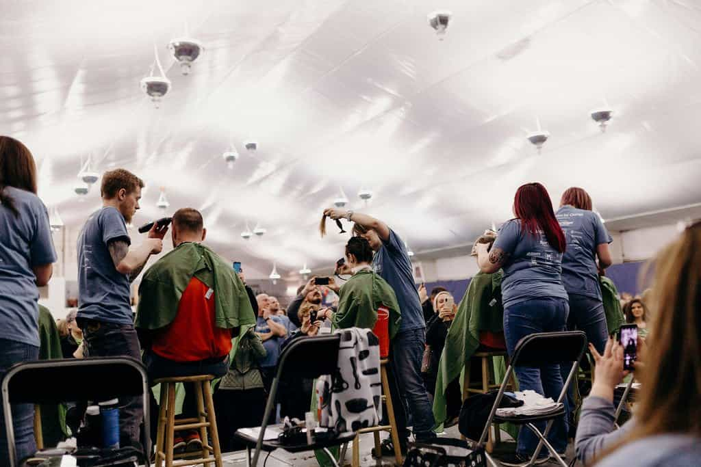St. Baldricks | I bet you wouldn't shave your head 130