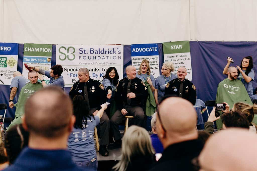 St. Baldricks | I bet you wouldn't shave your head 211