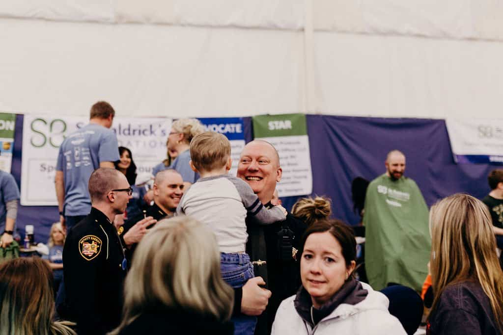 St. Baldricks | I bet you wouldn't shave your head 133