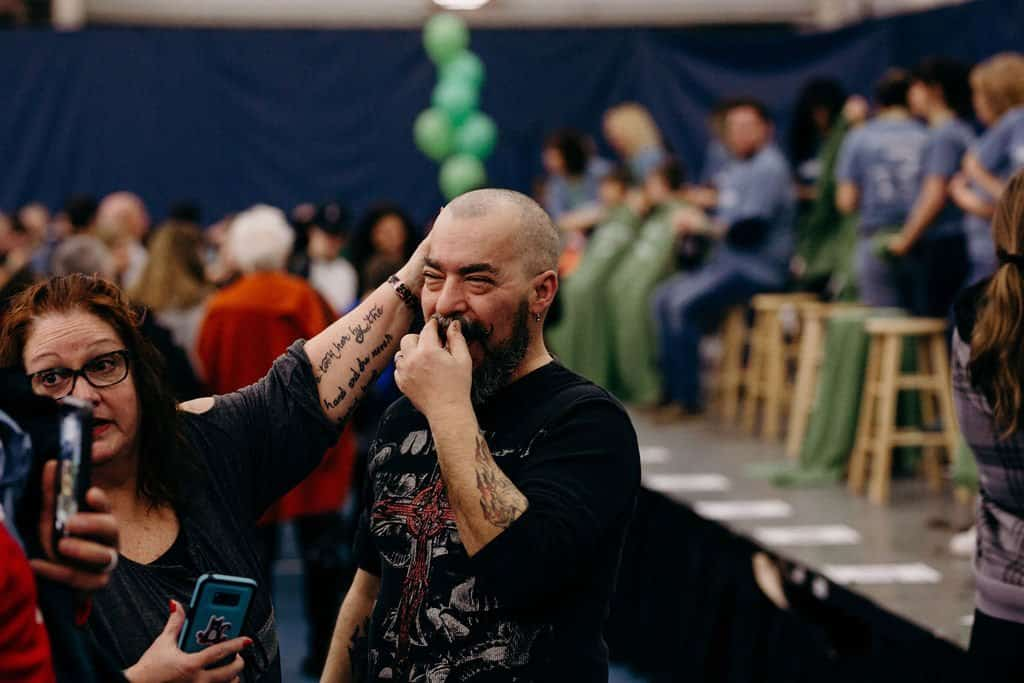 St. Baldricks | I bet you wouldn't shave your head 214