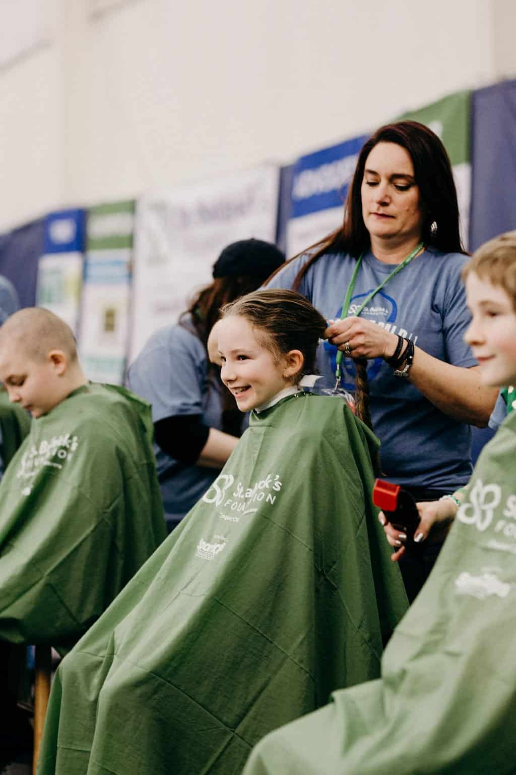 St. Baldricks | I bet you wouldn't shave your head 217