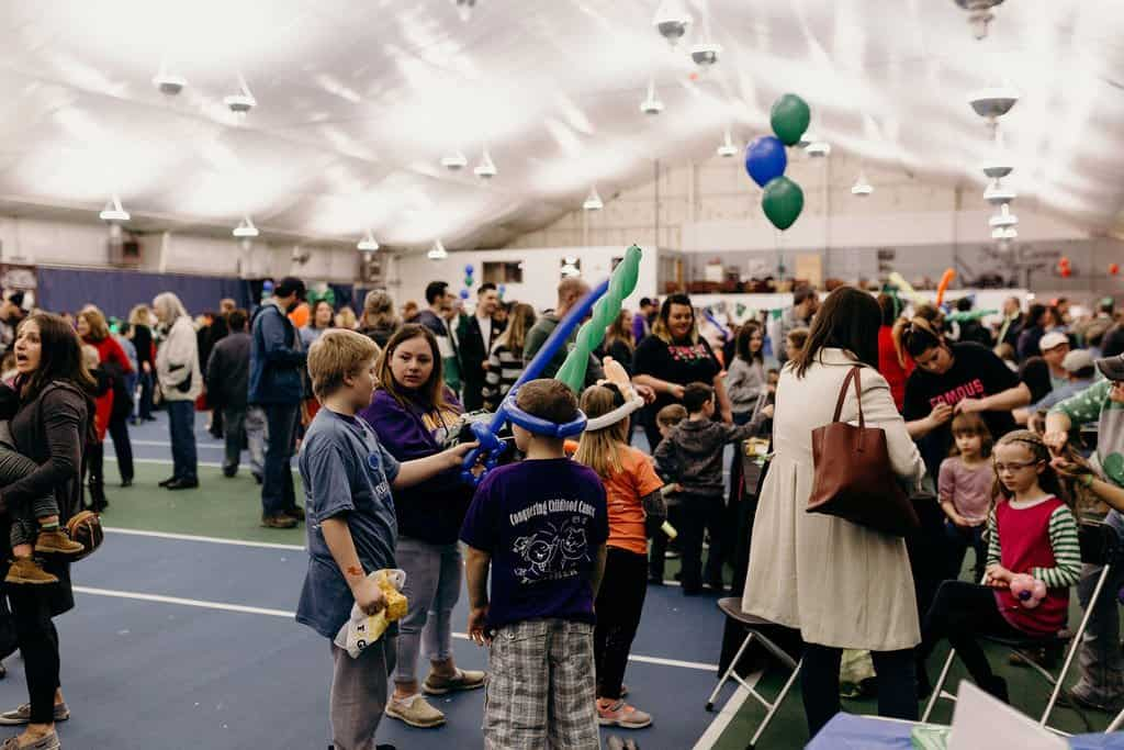 St. Baldricks | I bet you wouldn't shave your head 139