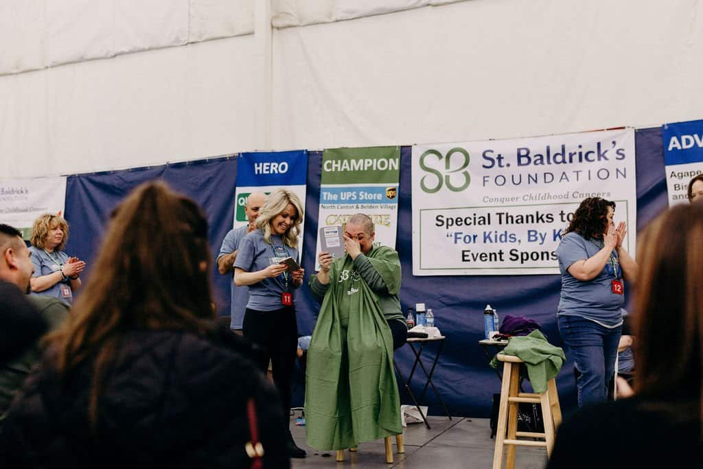 St. Baldricks | I bet you wouldn't shave your head 145