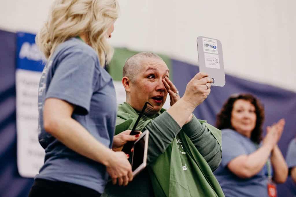 St. Baldricks | I bet you wouldn't shave your head 147