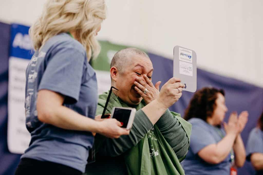 St. Baldricks | I bet you wouldn't shave your head 228