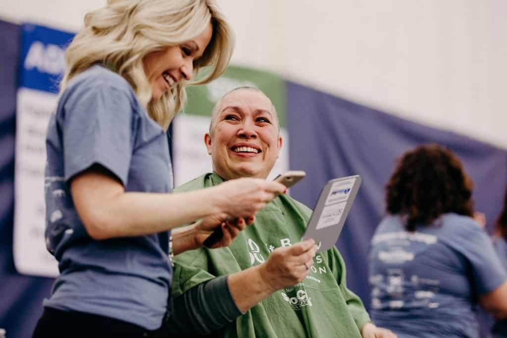 St. Baldricks Event Canton, Ohio
