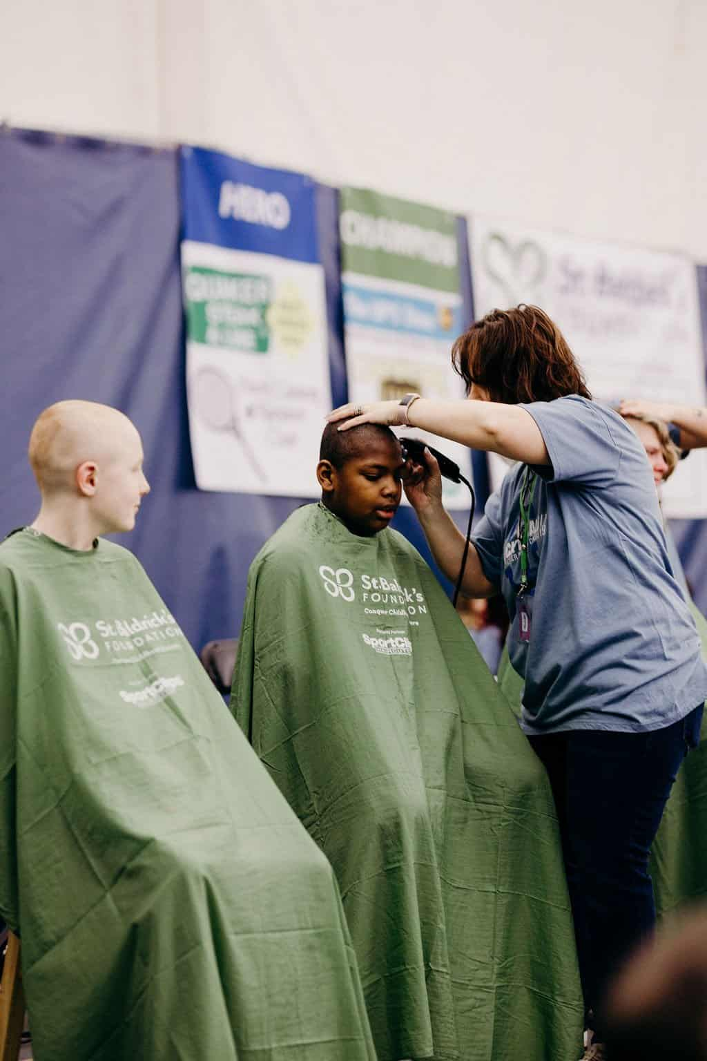 St. Baldricks | I bet you wouldn't shave your head 149